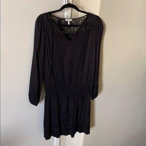 Joie lace top dress
